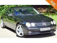 2003 Mercedes-Benz CL 5.0 CL500 2dr