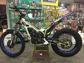 SHERCO ST FACTORY 250 2018 TRIALS BIKE - FINANCE AVAILABLE