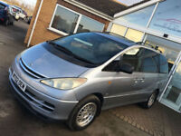 Toyota Previa 2.0 D-4D CDX BREAKING FOR PARTS ALL PARTS AVAILABLE