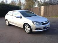 2008 Vauxhall Astra 1.6 i 16v SXi Sport Hatch 3dr
