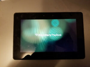 Blackberry tablet - 2013 selling for parts