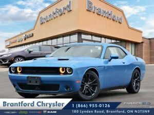 2018 Dodge Challenger SXT Plus  - Navigation -  Uconnect - $308.