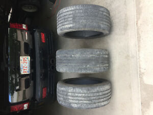 Stock jeep srt8 used tires