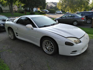 Mitsubishi 3000GT - 1996 ( besoin moteur)