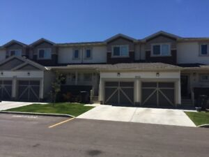 New Townhouse For Rent -  Copperwood West side Lethbridge