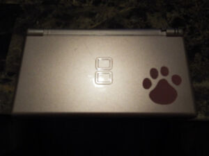 ds lite  nintendogs  boite a lunch nintendogs fil charge mural
