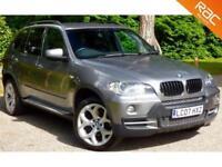 2007 07 BMW X5 3.0 D SE 5STR 5D AUTO 232 BHP DIESEL SPORT+MEDIA PACK+20
