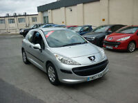 2007 Peugeot 207 1.4 Urban Zero Deposit Finance Available