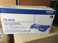 10 x BROTHER TONER TN-2210