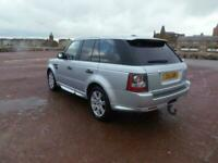 2009 (59) LAND ROVER RANGE ROVER SPORT 3.0 TDV6 HSE 5DR AUTOMATIC