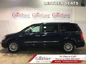 2016 Chrysler Town  Country Touring-L   - Heated Seats - 3rd Row