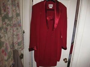 size 16 ladies dress with jacket