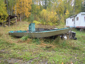 22 foot River boat for sale