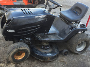 2008 Murray tractor project