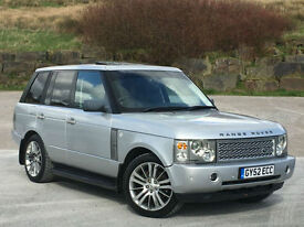 Land Rover Range Rover 4.4 V8 auto 2003 Vogue SUPERCHARED UPGRADED LPG PX SWAP