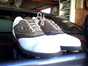 """BROOKS"" spiked ""GOLF SHOE'S"""