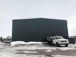 Commercial Steel Building 50 X100 feet with 4 Bays and Office's Yellowknife Northwest Territories image 2