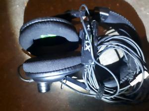 Earforce x12 xbox 360 gaming headset