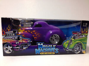 MUSCLE MACHINES DIECAST CARS   1/18 SCALE London Ontario image 7