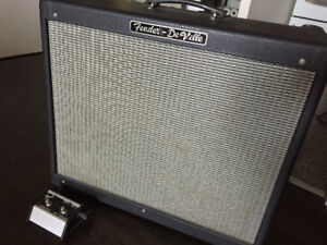 Fender Hot Rod DeVille 2x12 - USA-made, never gigged