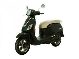Sym Fiddle 3 125cc scooter moped, learner [Website URL removed]