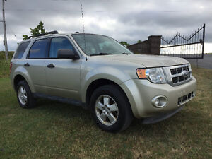 2012 FORD ESCAPE AWD