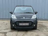 2014 Peugeot 107 1.0 ACTIVE 5 DOOR ** ZERO ROAD TAX, LOW INSURANCE GROUP 1 Hatch