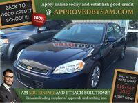 "Chevrolet Impala LT - TEXT ""AUTO LOAN"" TO 519 567 3020"