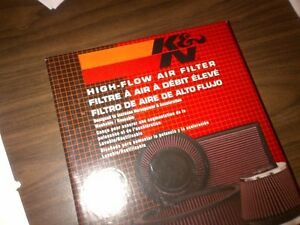 K&N Air Filter for GM Cars