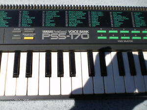 YAMAHA Piano   voice bank PSS-170 YAMAHA