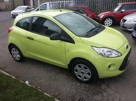 Ford Ka 1.2 Studio 3 DOOR - 2009 59-REG - FULL 12 MONTHS MOT