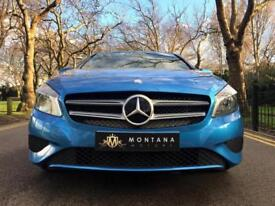 2014 (64) Mercedes Benz A180 Blue-Efficiency Sport CDI in Blue, FREE WARRANTY!!!
