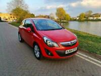 2014 Vauxhall Corsa 1.2 Excite 3dr [AC] HATCHBACK Petrol Manual