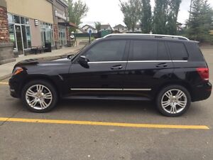 2013 Mercedes Benz GLK 250 Bluetec