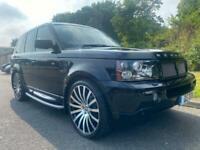 2008 Land Rover Range Rover Sport 3.6 TDV8 HSE 5dr Auto 4x4 Diesel Automatic
