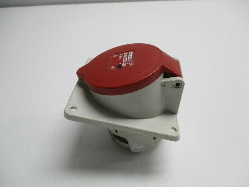 CEEFORM 169 PANEL MOUNTING SOCKET OUTLET ANGLED * USED *