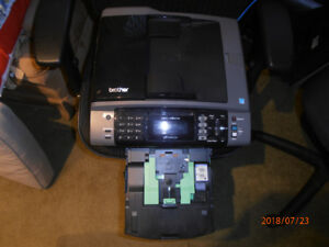 Brother MFC-495CW Wireless Color Printer