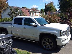 Transports en camion 4x4 traileur8x12