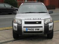 56 Land Rover Freelander 2.0Td4 AUTOMATIC Adventurer
