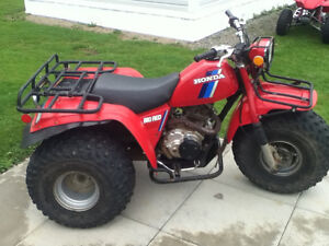 """Looking for 9"""" rims/tires for a 200 Big Red"""