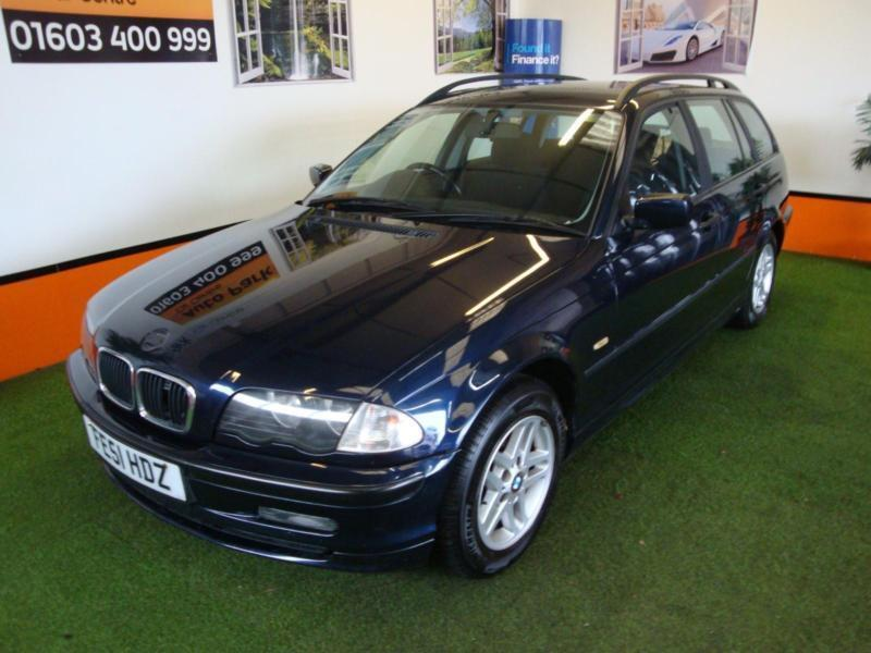 BMW 318 1.9i 2001MY i SE Touring