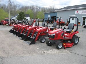 Leftover 2015 MASSEY FERGUSON Tractor Clearout!