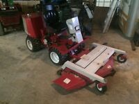 2007 Ventrac 3200 with or without attachments