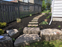 Landscape Construction Personnel Required