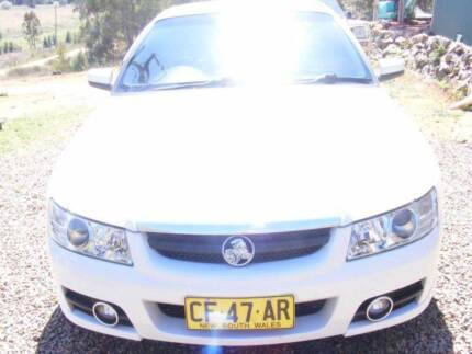 2005 HOLDEN BERLINA BEAUTIFUL CAR MUST SELL MAKE AN OFFER Nundle Tamworth Surrounds Preview