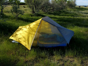 The North Face 02 tent - 2 persons, 3 season, ultra lightweight