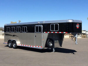 Custom Horse and Stock Trailer Orders We Do That!