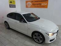 SILVER BMW 3 SERIES 2.0 320I XDRIVE SPORT ***FROM £299 PER MONTH***