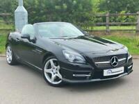 Mercedes-Benz SLK SLK250 CDI BlueEFFICIENCY AMG Sport 7G-Tronic Plus cat s PX