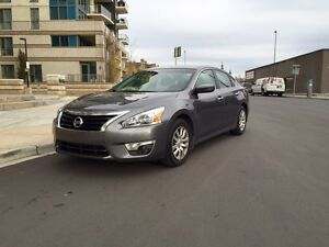 2015 Nissan Altima 2.5 S Lease Takeover